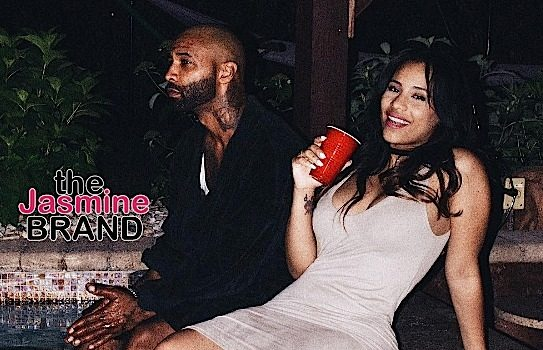 Joe Budden Dating Reality Star Cyn Santana? [VIDEO]