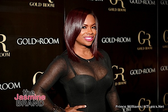 Kandi Burruss Accused of Being A Side Chick By Baby Daddy's Ex Wife [VIDEO]