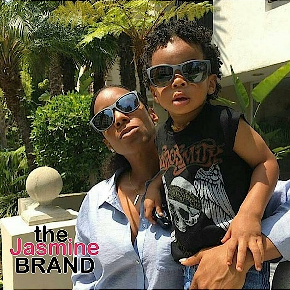 Kelly Rowland Pens A Book For New Moms: Whoa, Baby!