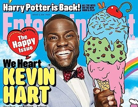 Kevin Hart Is Following Will Smith & Tom Cruise's Blueprint
