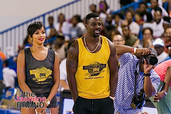 LeToya Luckett, Lance Gross
