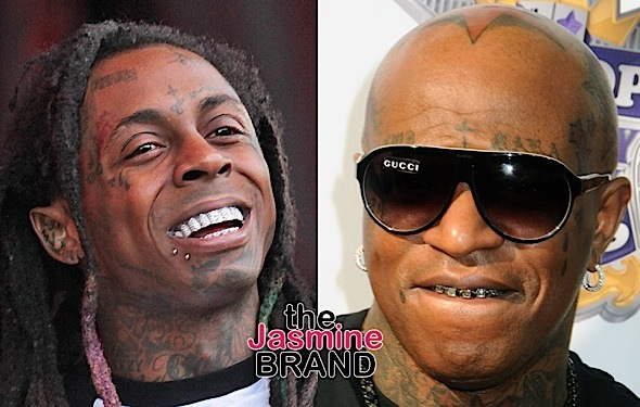 Lil Wayne & Birdman Hugging In Miami Night Club [VIDEO]