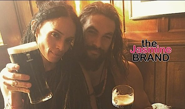 Lisa Bonet's Husband Jason Momoa Pissed Secret Wedding Leaked