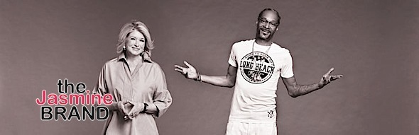 Martha Stewart & Snoop Have A New VH1 Show