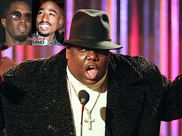 Biggie Wanted 2 Pac To Manage Him, Not Sean 'Diddy' Combs