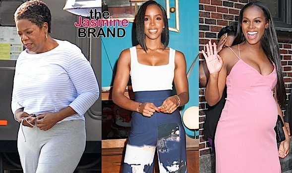 Oprah, Kelly Rowland, Tika Sumpter, Nicole Murphy + Vanessa & Kobe Bryant [Photos]