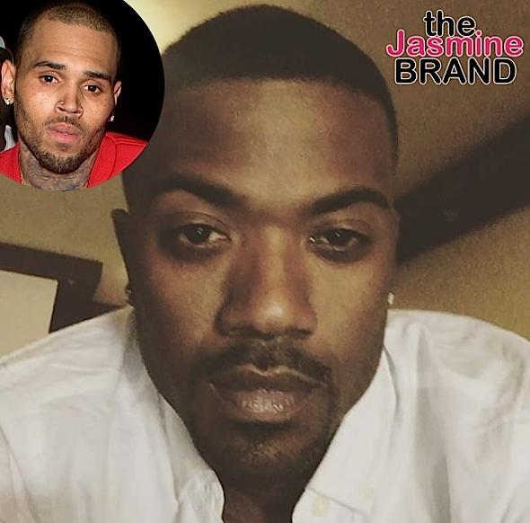 ray j defends chris brown the jasmine brand
