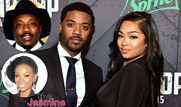 Brandy & Anthony Hamilton Will Sing At Ray J & Princess Love's Wedding