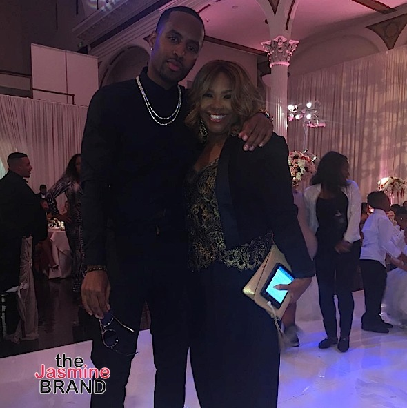 Safaree Samuels, Mona Scott-Young