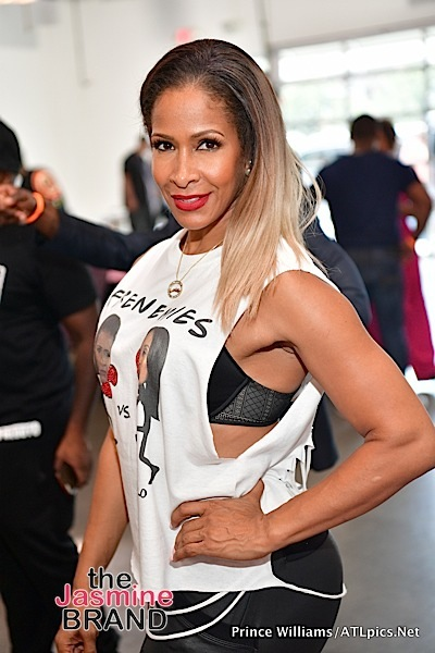 RHOA's Sheree Whitfield Owes Almost 300k In Tax Liens
