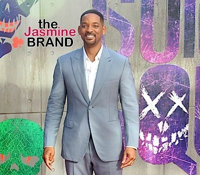 Will Smith Launching $100 Million Startup Fund W/ Japanese Soccer Star