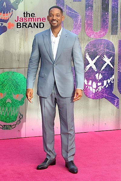 Will Smith To Star In Animated Movie 'Spies In Disguise'