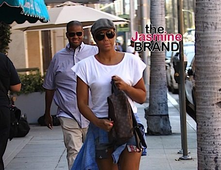 Tamar & Vince In Beverly Hills, Nia Long With Legendary Marla Gibbs, Sanaa Lathan Debuts New Hair + Shaquille O'Neal, Savannah & LeBron James