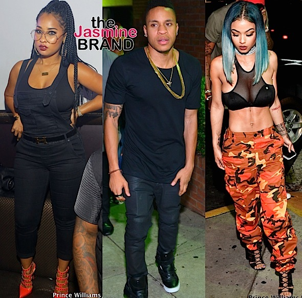 Waka Flocka, Tammy Rivera, Rotimi, India Love Party in Atl [Photos]