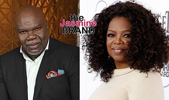 Oprah's OWN Network to Air 'T.D. Jakes' Talk Show