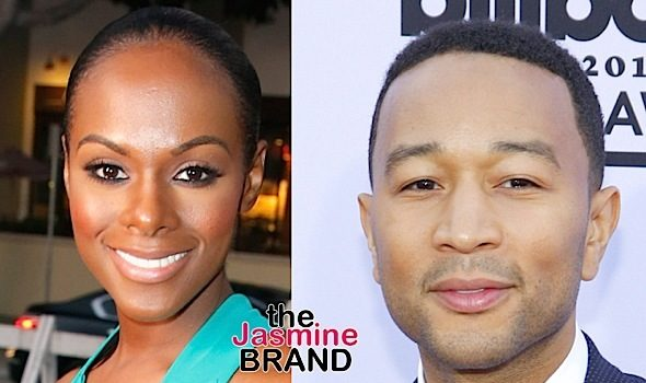 John Legend & Tika Sumpter Team Up For 'Black Wall Street' Series