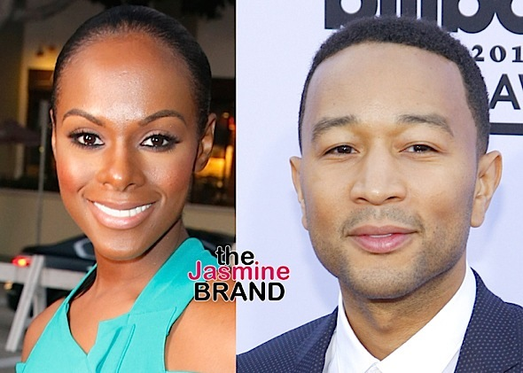 Tika Sumpter, John Legend