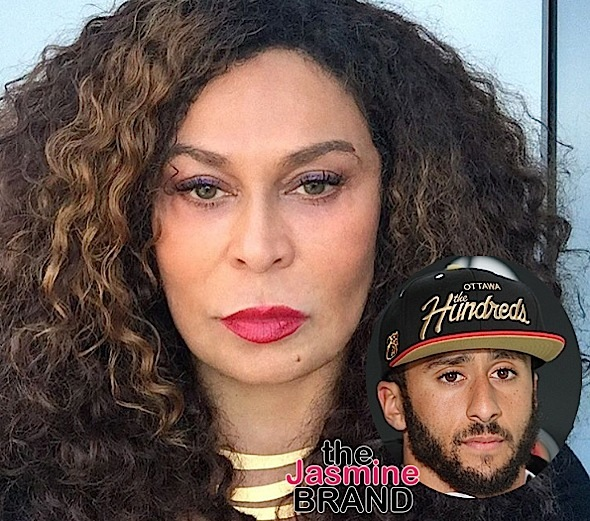 tina knowles kaepernick the jasmine brand