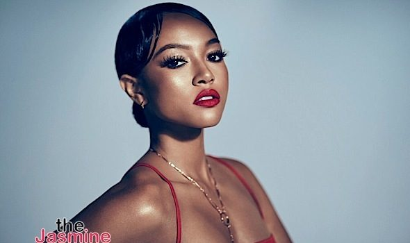 Karrueche Tran Launches Extension of Kaepop With Colourpop Cosmetics [Sponsored Post]