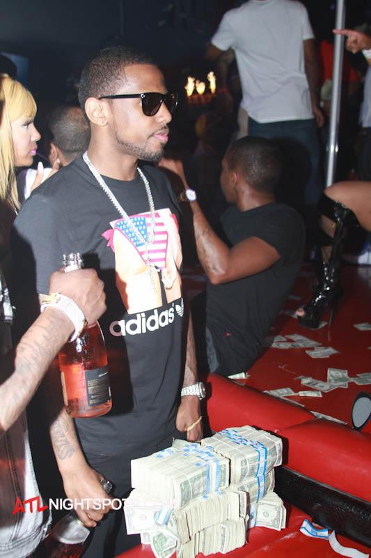 Rapper Fabolous at 'Diamonds of Atlanta', photo: ATL