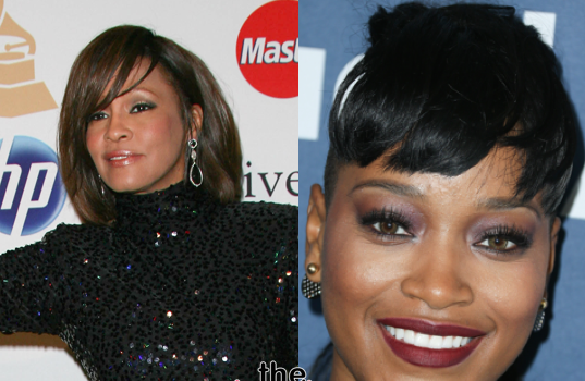 """Keke Palmer Pays Homage to Whitney Houston, Covers """"Saving All My Love for You"""""""