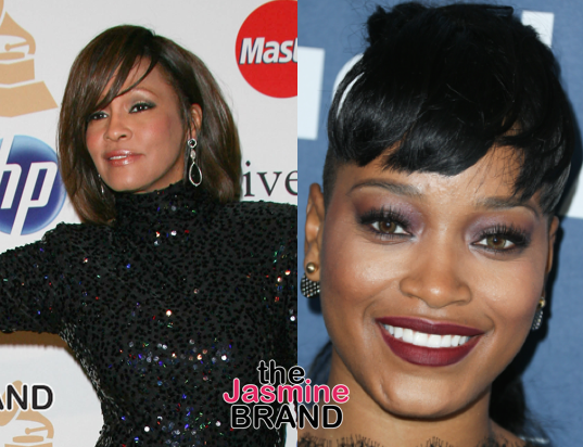 Whitney Houston, Keke Palmer
