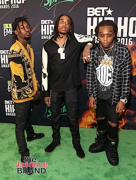 EXCLUSIVE: Migos In Talks To Settle Clothing Line Lawsuit