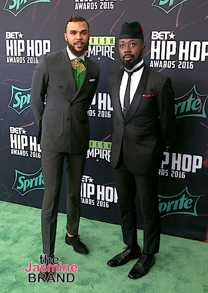 091716-shows-hha-red-carpet-rundown-jidenna-nana