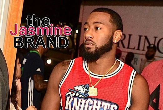 NBA Baller John Wall Parties At DC's Gryphon Sundays [Spotted. Stalked. Scene.]