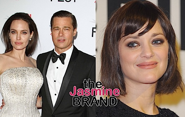 Brad Pitt's Alleged Side Chick Marion Cotillard Speaks Out: Haters are quick to pass judgement.