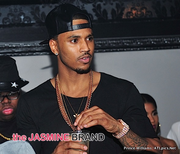 Trey Songz Threatens To Fight Man At Club [VIDEO]