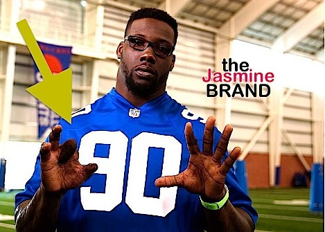 (EXCLUSIVE) NFL Star Jason Pierre Paul Accused of Lying By ESPN, Demand Fireworks Injury Lawsuit Dismissed