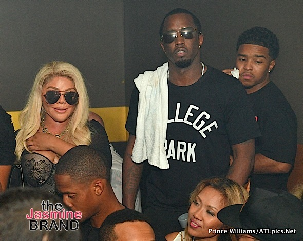 Diddy, Lil Kim, 2 Chainz, Yung Joc, Fabolous, French Montana Party in ATL [Photos]