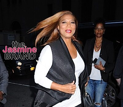 Queen Latifah Carjacked In Atlanta