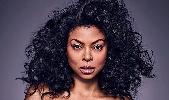 Taraji P. Henson Goes Topless In New Cover Shoot [Photos]