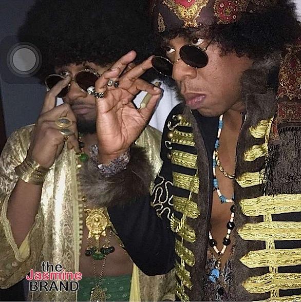 Usher & Jay Z