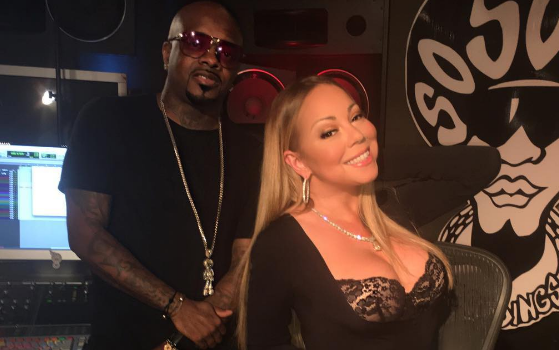 Mariah Carey Is Working On New Music