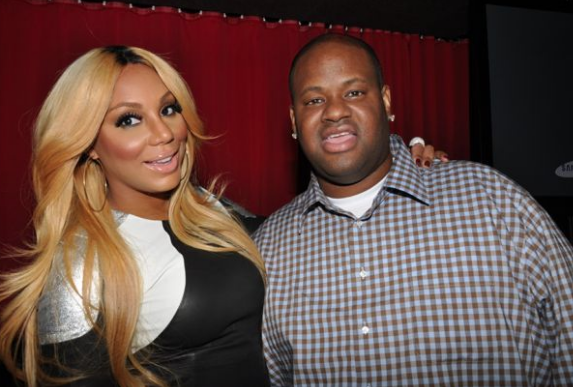 Tamar Braxton: I don't have to defend my relationship to anyone! [VIDEO]