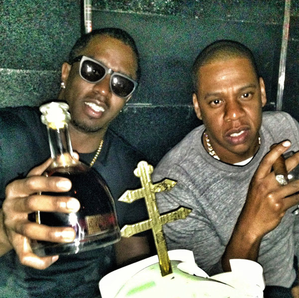 Sean 'Diddy' Combs & Jay Z Land Forbes Highest Paid Hip Hop Artists, Nicki Minaj Only Female Artist On List