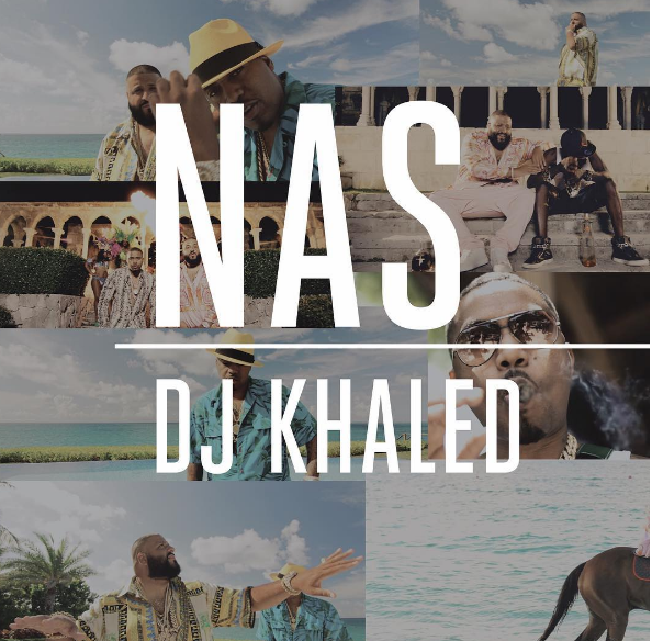 See DJ Khaled's New Video 'Nas Album Done' Featuring Nas [WATCH]