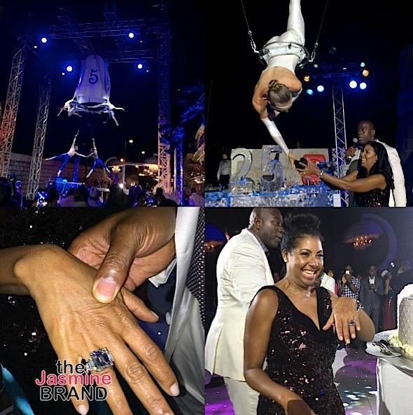 Magic Johnson Surprises Wife With HUGE Anniversary Party: Steve Harvey, Cedric the Entertainer, Tina Lawson, Samuel L. Jackson, LL Cool J Attend [Photos]