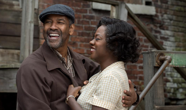 1st Look! Denzel Washington & Viola Davis in 'Fences' [Photos]