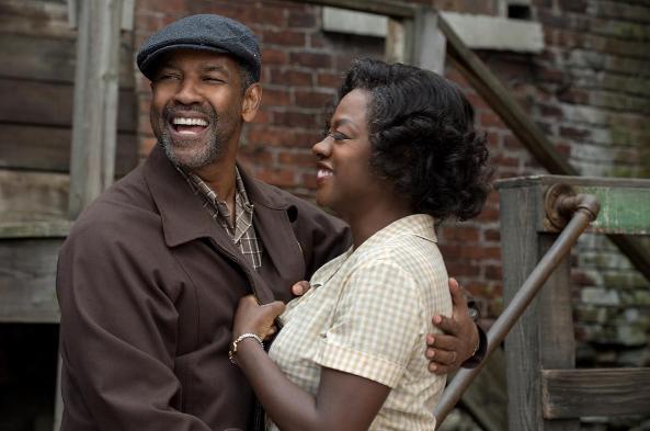 1st Look! Denzel Washington & Viola Davis in 'Fences' [Photos]