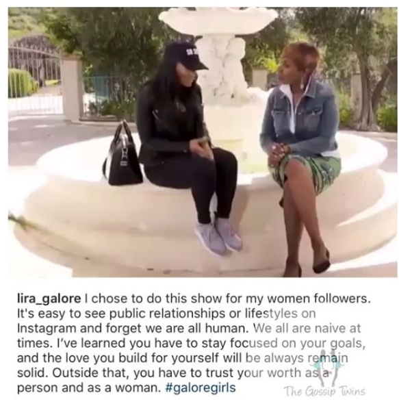 Lira Galore Opens Up About Toxic Relationship To Rick Ross