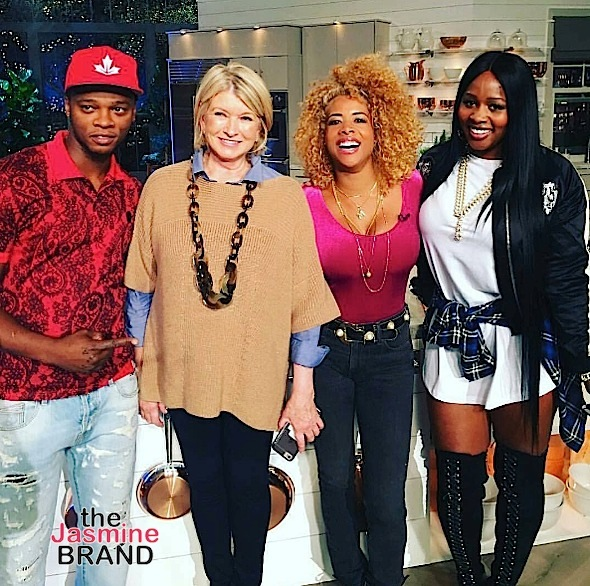 Papoose, Martha Stewart, Kelis, Remy Ma