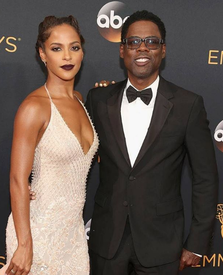 Megalyn, Chris Rock