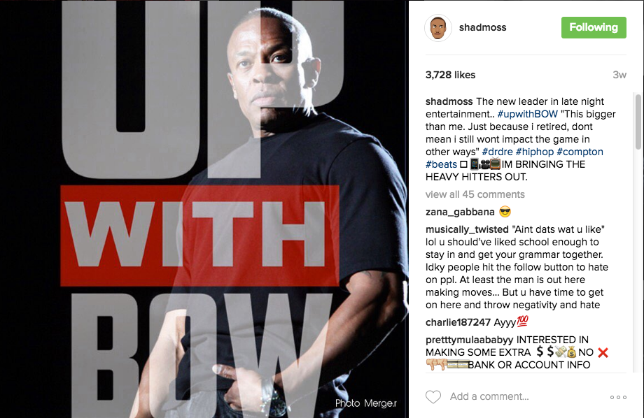 bow wow announces spin off   u0026 39 growing up hip hop atlanta