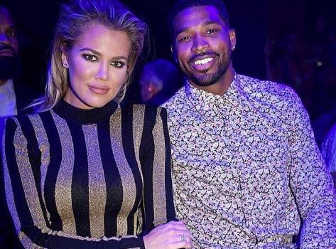That's Bae: Khloe Kardashian & NBA Boyfriend Tristan Thompson In Miami [Photos]