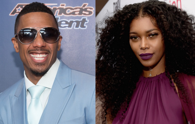 "Jessica White Says She's Single & Wishes Nick Cannon ""Nothing But The Best"""