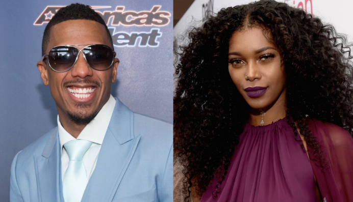Nick Cannon, Jessica White